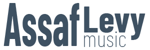 Assaf Levy Music Logo